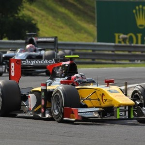 GP2 Series - GP Hungaroring: un contatto in Gara 1 rovina il week-end di Richelmi
