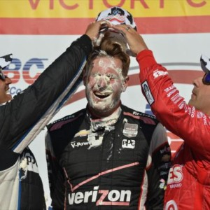 Indycar a Milwaukee: dominio totale di Power