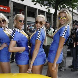 Parata 24 Ore di Le Mans 2013