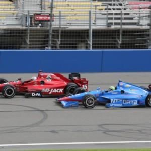 Indycar a Fontana: Graham Rahal vince una gara fantastica