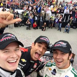 Indycar a Toronto: vittoria di Newgarden, davanti a Luca Filippi