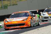 Grande attesa per Kessel Racing in pista all'Hungaroring per il terzo round del Ferrari Challenge Europa 2015.