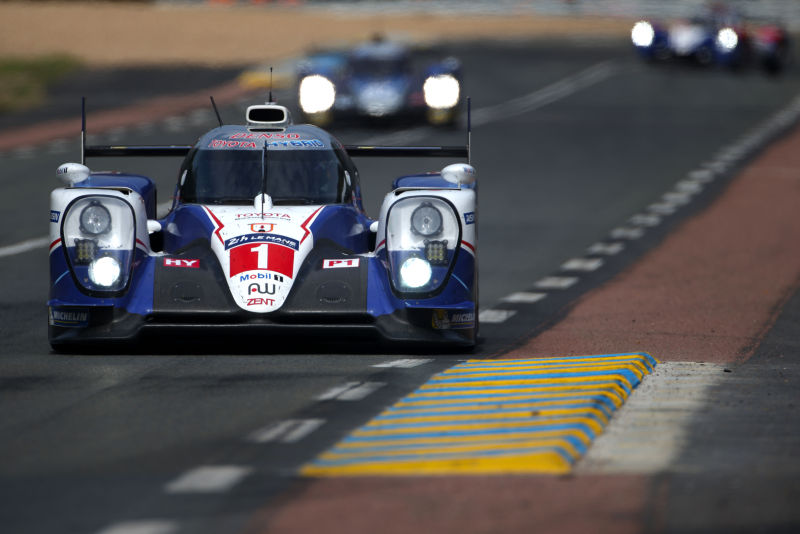Le Mans 24 Hours 8th-14th June 2015. Circuit de la Sarthe, Le Mans, France.