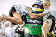 Indycar a Milwaukee: seconda vittoria stagionale per Bourdais