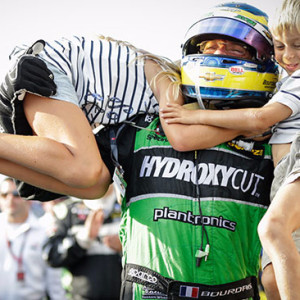 Indycar a Milwaukee: seconda vittoria stagionale per Bourdais