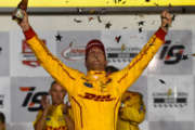 Indycar in Iowa: Hunter-Reay è tornato