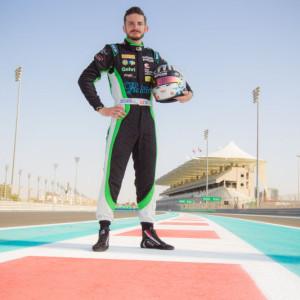 Doppio test per Alex Fontana in GP2 ad Abu Dhabi