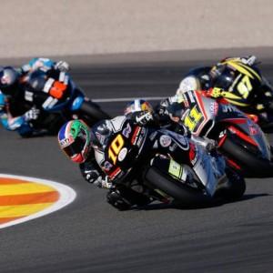 I team Moto2™ e Moto3™ ai test privati di Valencia