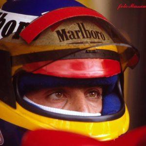Michele Alboreto, il campione della Ferrari