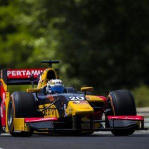 Gp2 Series A Budapest avvio positivo per Aci Team italia