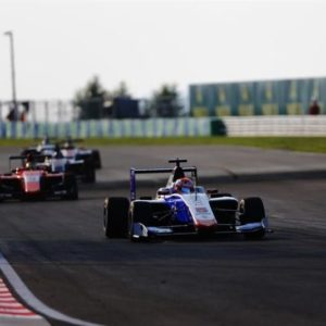 Gp3 Series - All'Hungaroring Antonio Fuoco chiude decimo in Gara 2
