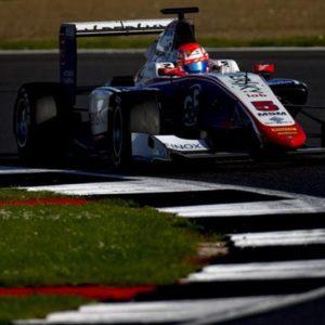 Gp3 Series Buon Inizio per Antono Fuoco nelle qualifiche di Silverstone