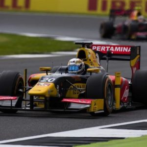 GP2 Series Gara 1 a Silverstone Vince Gasly ma Giovinazzi grande protagonista