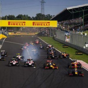 Gp2 Series A Budapest Gara 2 sfortunata per Aci Team Italia
