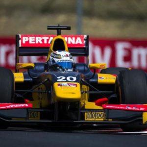 Gp2 Series - A Budapest Giovinazzi secondo in Gara 1