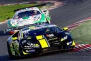 Pole e vittoria in Gara 2: il team Antonelli Motorsport prende tutto a Barcellona nell'International GT Open