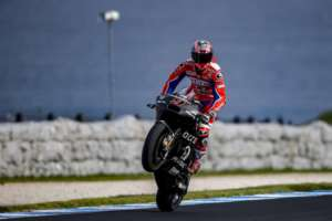 Octo Pramac Racing chiude i test in Australia con indicazioni positive sul passo gara di Petrux e Scott