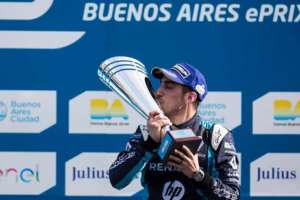 BUEMI BECOMES HAT-TRICK HERO IN BUENOS AIRES