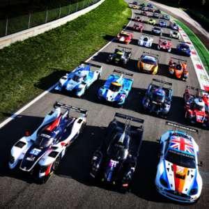 Foto di classe e prima sessione: in pieno svolgimento i test ufficiali dell'European Le Mans Series