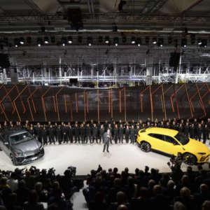 Domenicali (Lamborghini) – Esce URUS: anche il SUV è SUPER