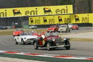 La decima rievocazione storica della Coppa Milano-Sanremo parte dal Monza Eni Circuit