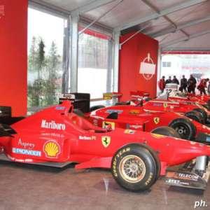 Finali Mondiali Ferrari Monza 2018 gallery
