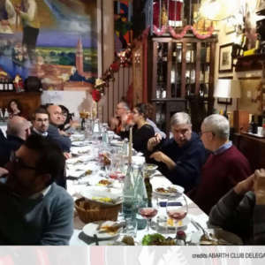 ABARTH CLUB BASSO POLESINE PRESENTA IL 2019