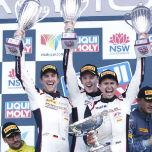 Earl Bamber Motorsport scores stunning first Bathurst 12 Hour victory for Porsche, with Team Carrera Cup Asia collecting a class podium