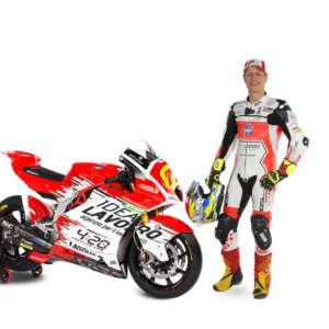 Dominique Aegerter offiziell als Fahrer des MV Agusta Forward Racing Teams vorgestellt