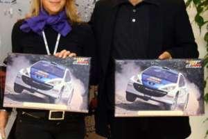"""Aria di premiazioni, ad Autoexpo':  il portale """"Rallylink.it"""" premia i big del rallismo italiano,  votati dai suoi lettori."""