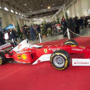 Autoexpo' ripropone la Ferrari F1 a Pistoia