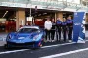 Kessel Racing: per la prima volta nella storia alla European Le Mans Series con un equipaggio interamente femminile