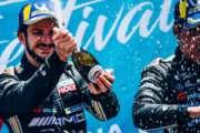 Debutto vincente per Alex Fontana in Malesia