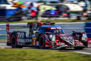 Complicated race for REBELLION Racing at the 1000 Miles of Sebring