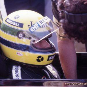 Senna 25 anni dopo Imola: il ricordo di chi lo ha conosciuto nell'ultimo weekend