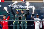 Aston Martin win action-packed LMGTE Pro race while Porsche seal Championship title