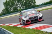 Dutch dunes await Civic Type R TCR racers
