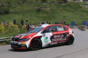 "XRace Sport alla Targa Florio ""tricolore"":  una foratura su una pietra rallenta Antonio Rusce"