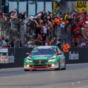 Honda Civic Type R TCR wins Nurburgring 24 Hours