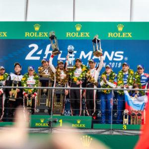 Alonso, Buemi, Nakajima vainqueurs du Mans et champions du monde !