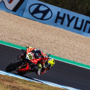 Bautista back on top at the end of Friday free practices in Jerez