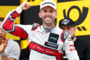 First a setback, then a comeback: René Rast secures dominant win at Norisring