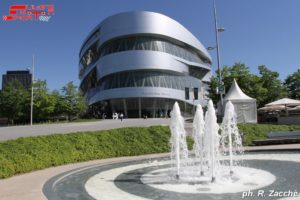 Mercedes-Benz Museum gallery