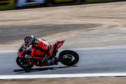 USAWorldSBK– Day 1 Chaz Davies tops Day 1 at Laguna Seca ahead of Rea and Bautista