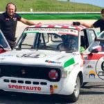 Sulla pista di Misano Adriatico il brianzolo Loris Papa coglie un altro successo di classe nell'Italiano Autostoriche.