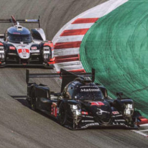 #REBELLION Racing on test at the 2019 FIA #WEC Prologue