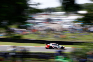 Four Rings to rule them all: Rast heads Audi domination at Brands Hatch