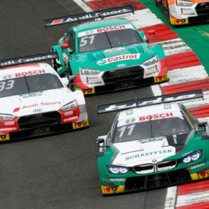 Three Lions – Wittmann leads home title favourites in tense Brands Hatch thriller