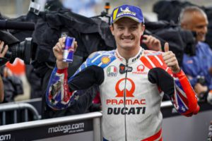 Pramac Racing annuncia l'accordo con Jack Miller per la stagione MotoGP 2020. Il pilota australiano guiderà una Ducati Desmosedici GP 20.