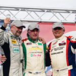 Legend Trophy: Michael Bleekemolen in testa a un gruppo compatto